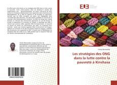 Bookcover of Les stratégies des ONG dans la lutte contre la pauvreté à Kinshasa