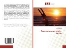 Bookcover of Carcinome mammaire in-situ
