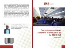 Couverture de Évacuations sanitaires aériennes individuelles de la RDCONGO