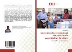 Bookcover of Stratégies d'accroissement des services de planification familiale