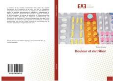 Douleur et nutrition kitap kapağı