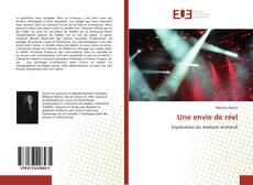 Bookcover of Une envie de réel
