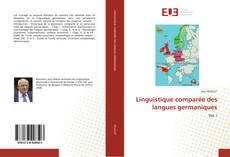 Portada del libro de Linguistique comparée des langues germaniques