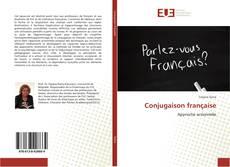 Conjugaison française kitap kapağı