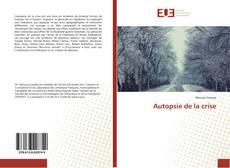 Buchcover von Autopsie de la crise