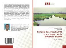 Copertina di Écologie d'un mazuku/CO2 et son impact sur la Biocénose à Goma