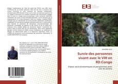 Bookcover of Survie des personnes vivant avec le VIH en RD.Congo