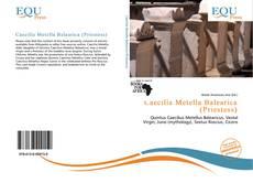 Buchcover von Caecilia Metella Balearica (Priestess)