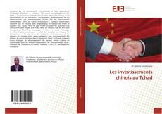 Обложка Les investissements chinois au Tchad