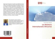 Les Relations Internationales Africaines的封面