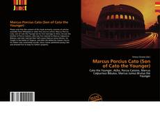 Bookcover of Marcus Porcius Cato (Son of Cato the Younger)