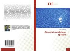 Обложка Géométrie Analytique Spatiale