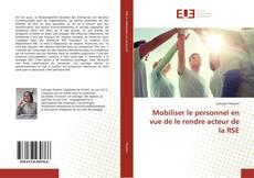 Buchcover von Mobiliser le personnel en vue de le rendre acteur de la RSE