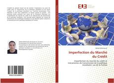 Imperfection du Marché du Crédit kitap kapağı
