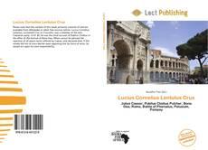 Copertina di Lucius Cornelius Lentulus Crus