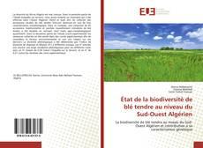 Обложка État de la biodiversité de blé tendre au niveau du Sud-Ouest Algérien