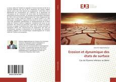 Erosion et dynamique des états de surface的封面