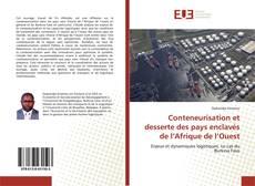 Обложка Conteneurisation et desserte des pays enclavés de l'Afrique de l'Ouest