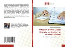 Couverture de Effect of bretton woods financial institutions on economic growth