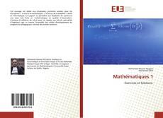 Bookcover of Mathématiques 1