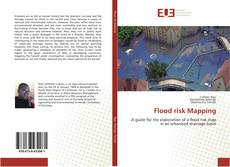 Capa do livro de Flood risk Mapping