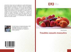 Bookcover of Troubles sexuels masculins
