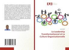 Capa do livro de Le Leadership Transformationnel et La Culture Organisationnelle