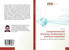 Capa do livro de Comportement des structures multicouches à interfaces imparfaites
