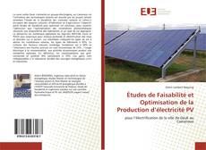Couverture de Études de Faisabilité et Optimisation de la Production d'électricité PV