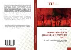 Buchcover von Contextualisation et adaptation des méthodes du FLE