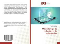Buchcover von Méthodologie de rédaction et de présentation