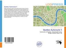 Quebec Autoroute 5 kitap kapağı