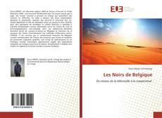 Les Noirs de Belgique的封面