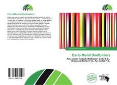 Capa do livro de Carlo Monti (footballer)