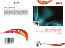 Buchcover von Kaichi Watanabe