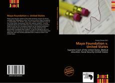 Copertina di Mayo Foundation v. United States