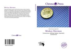 Bookcover of Mickey Sherman