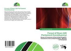 Portada del libro de Forest of Dean (UK Parliament Constituency)