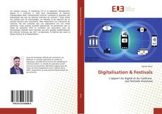 Capa do livro de Digitalisation & Festivals