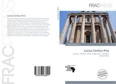 Capa do livro de Lucius Cestius Pius