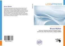 Buchcover von Bruce Maher