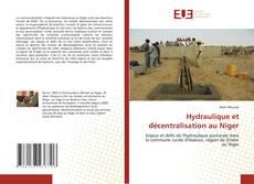 Copertina di Hydraulique et décentralisation au Niger