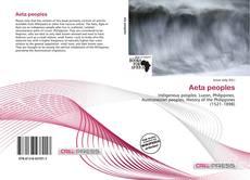Обложка Aeta peoples