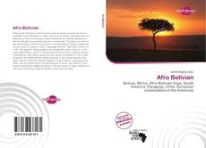 Bookcover of Afro Bolivian
