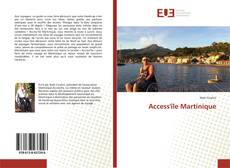 Buchcover von Access'île Martinique