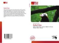 Capa do livro de Kabul Zoo