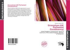 Copertina di Gravesham (UK Parliament Constituency)