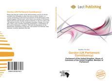 Bookcover of Gordon (UK Parliament Constituency)