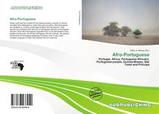 Bookcover of Afro-Portuguese