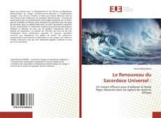 Bookcover of Le Renouveau du Sacerdoce Universel :